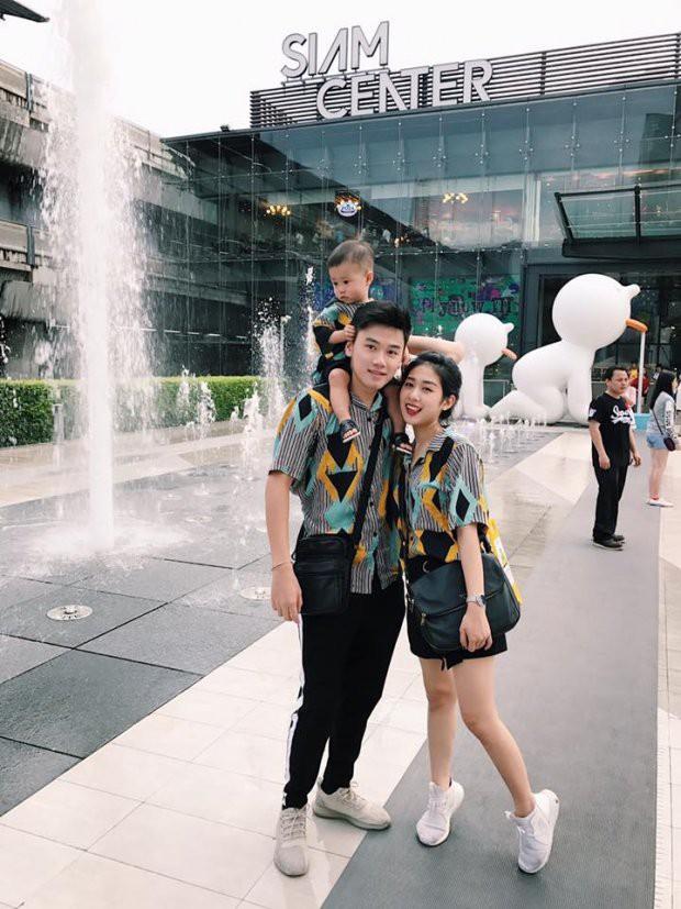 Ghen tị với tổ ấm chồng chiều con ngoan của những hot girl Việt đình đám - Ảnh 40.