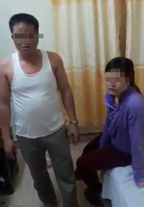 Đề nghị cách chức trưởng công an xã vào nhà nghỉ với vợ của bạn ở Thanh Hóa - Ảnh 1.