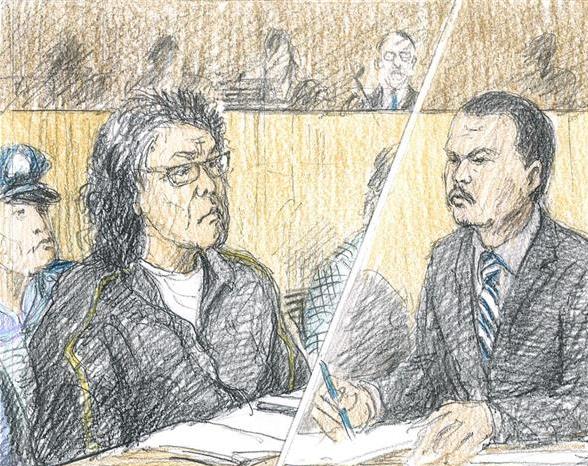 Ngày xét xử thứ 8 vụ Nhật Linh: Vợ nghi phạm sát hại bé gái Việt ra tòa làm chứng Shibuya về nhà rất muộn vào ngày xảy ra vụ việc - Ảnh 1.