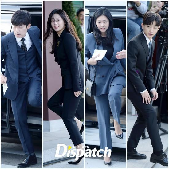 Những đám cưới có dàn khách mời khủng nhất xứ Hàn: Toàn minh tinh, Song Song không đọ được với Jang Dong Gun? - Ảnh 2.