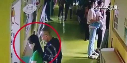 Trung Quốc: Ông cụ đón nhầm cháu tại nhà trẻ, đã thế còn dẫn luôn cháu hờ đi tiêm phòng - Ảnh 1.