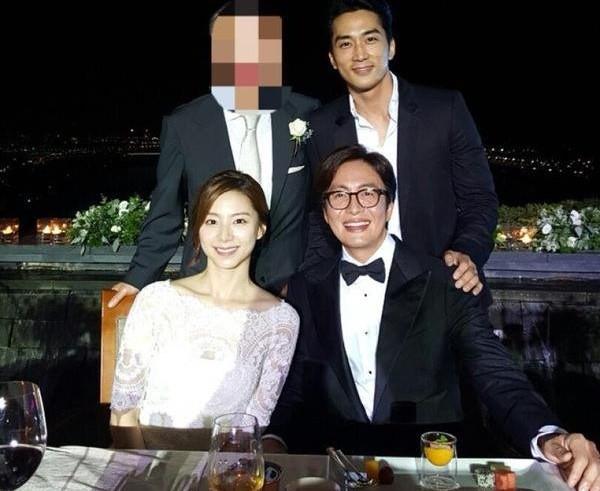Những đám cưới có dàn khách mời khủng nhất xứ Hàn: Toàn minh tinh, Song Song không đọ được với Jang Dong Gun? - Ảnh 17.