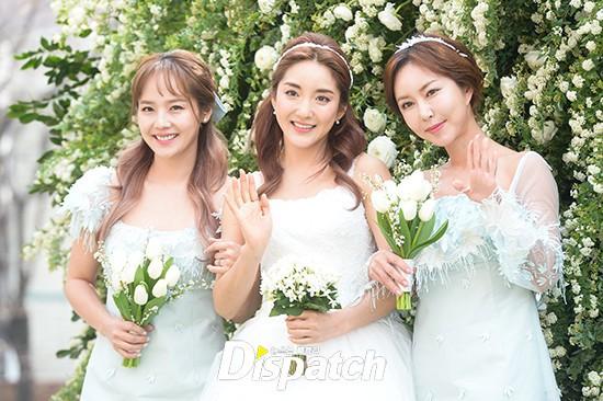 Những đám cưới có dàn khách mời khủng nhất xứ Hàn: Toàn minh tinh, Song Song không đọ được với Jang Dong Gun? - Ảnh 27.