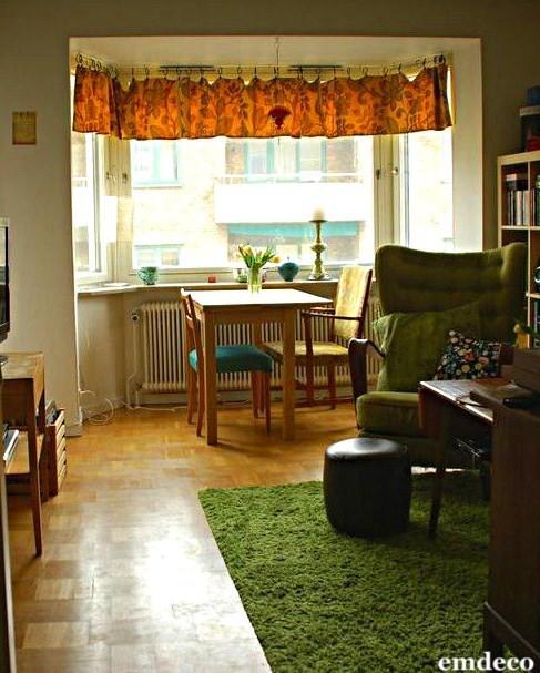 Cải tạo căn hộ từ không gian ảm đảm và nhạt nhòa thành rực rỡ sắc màu - Ảnh 1.