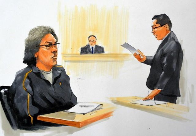 Ngày xét xử thứ 9 vụ Nhật Linh: Nghi phạm khai chuẩn bị đi câu cá trong ngày bé gái Việt mất tích - Ảnh 1.