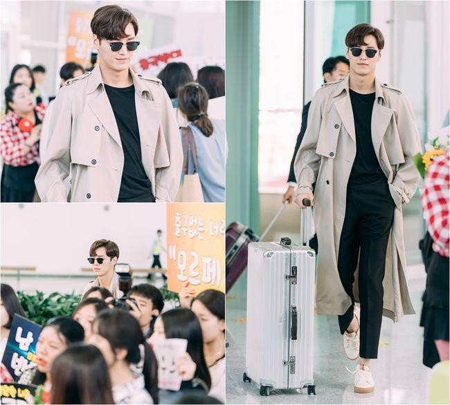 Lộ diện nam thần đẹp trai hút hồn chẳng kém Park Seo Joon trong Thư ký Kim sao thế? - Ảnh 5.