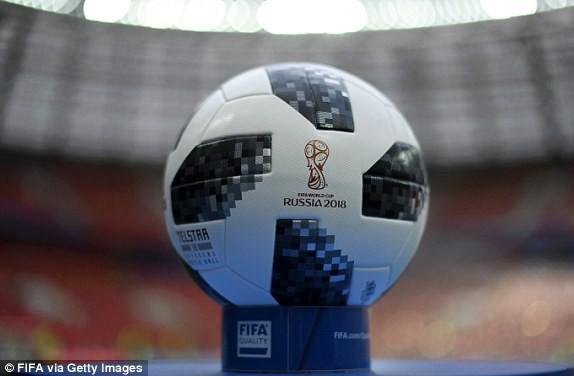 Robbie Williams đốt nóng sân vận động, khai mạc World Cup 2018 - ảnh 13