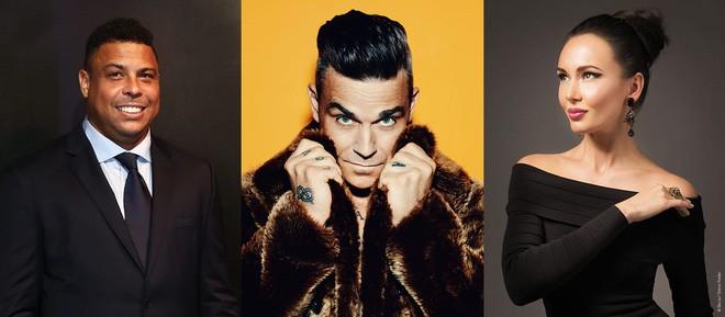 Robbie Williams đốt nóng sân vận động, khai mạc World Cup 2018 - ảnh 23