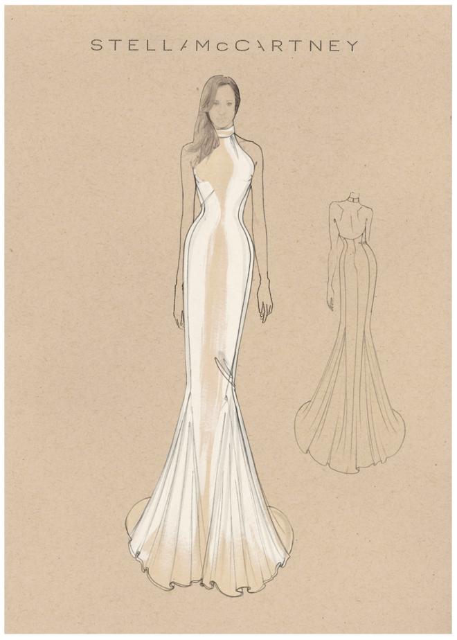 Váy cưới của Meghan Markle hot đến nỗi hãng thiết kế phải cho ra mắt phiên bản mô phỏng với giá rẻ hơn 20 lần - Ảnh 3.