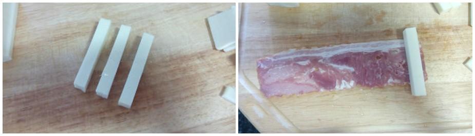"""Thịt xông khói cuộn phô mai – món khai vị """"chuẩn Tây"""" vừa ngon vừa đẹp"""