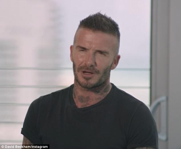 David Beckham chia sẻ nỗi niềm làm cha: Vẫn lo lắng cho con cả 19 tuổi và thường đi bộ cùng Harper đến trường - Ảnh 1.