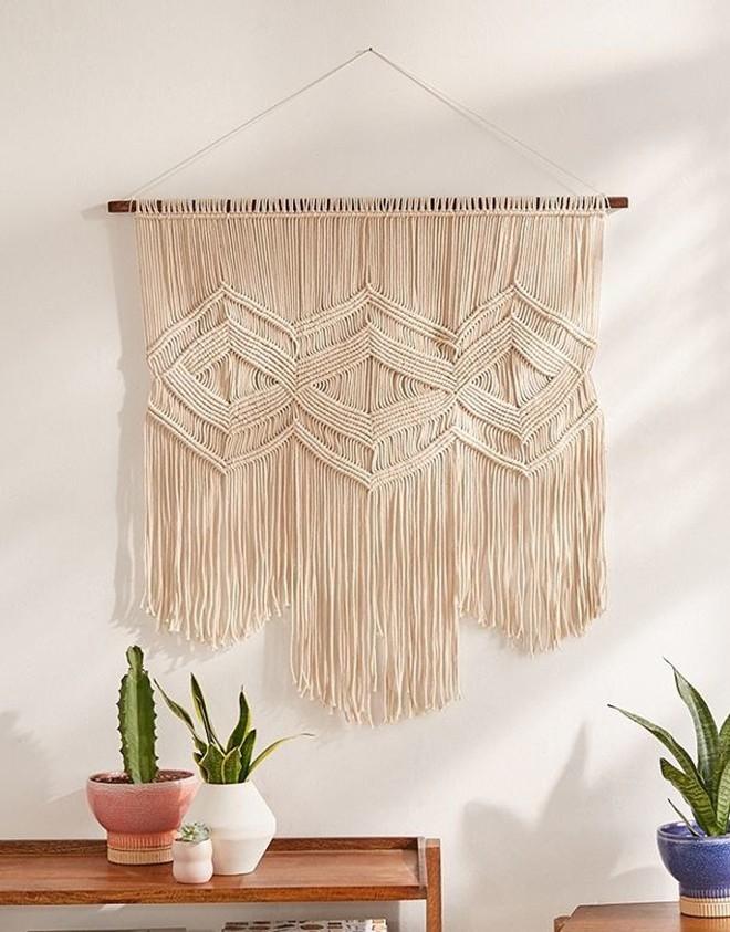 17 cách trang trí vừa đẹp đẽ lại độc đáo giúp tường nhà bạn không còn đơn điệu - Ảnh 10.