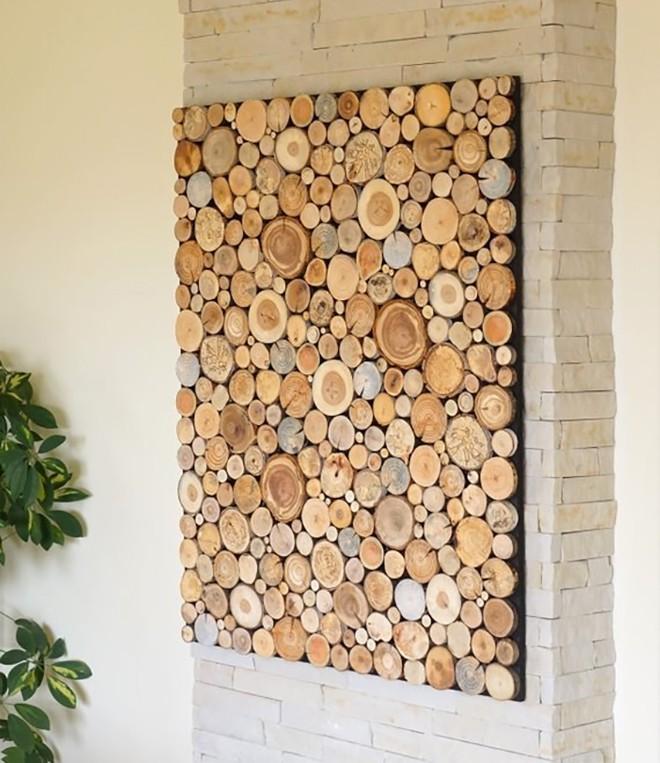 17 cách trang trí vừa đẹp đẽ lại độc đáo giúp tường nhà bạn không còn đơn điệu - Ảnh 12.