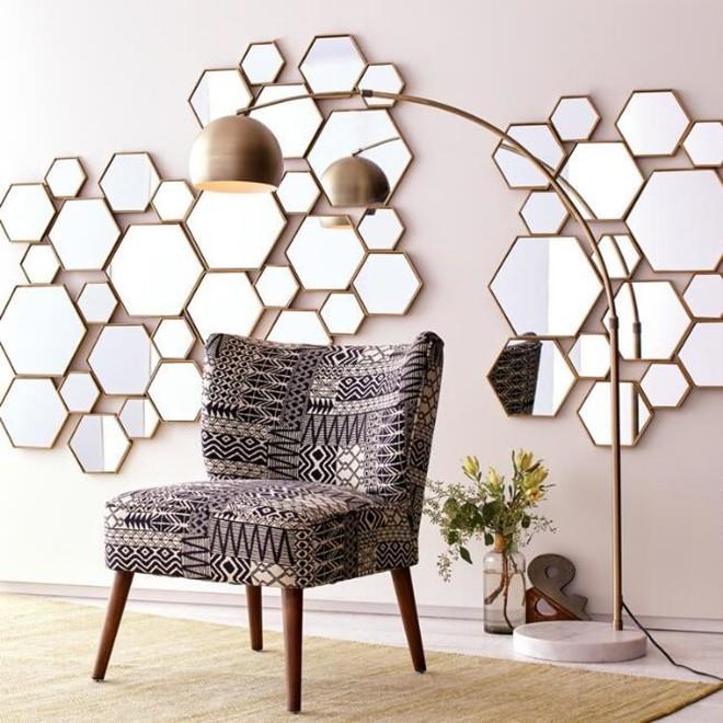 17 cách trang trí vừa đẹp đẽ lại độc đáo giúp tường nhà bạn không còn đơn điệu - Ảnh 3.