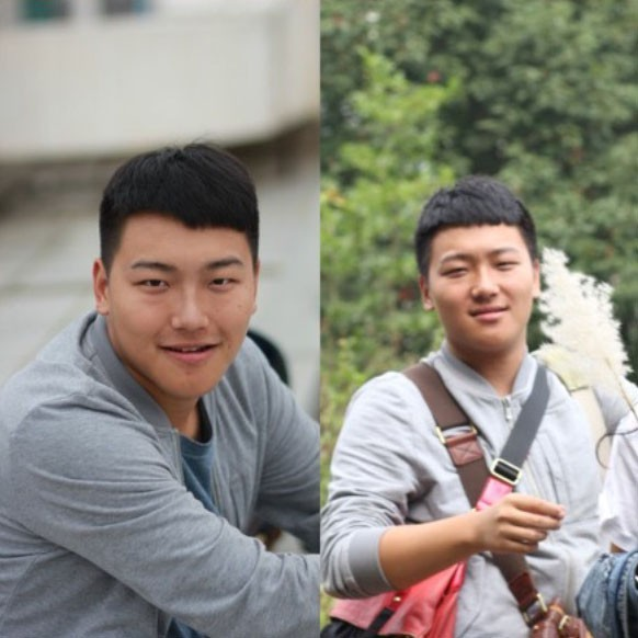 Giam gan 30kg, chang trai thanh cong tro thanh hot boy ngan nguoi nguong mo