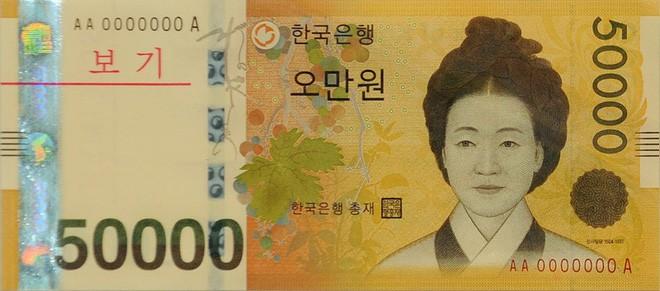 Cuộc đời lẫy lừng của nữ danh họa tài hoa bậc nhất, được in hình lên tờ tiền mệnh giá cao nhất của Hàn Quốc - Ảnh 9.