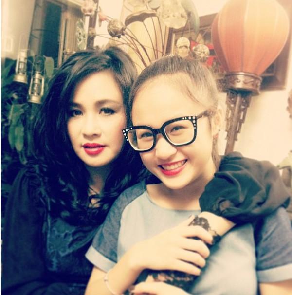 Thiện Thanh - con gái ca sĩ Thanh Lam và Quốc Trung giờ đã 22 tuổi và xinh  đẹp không kém mẹ