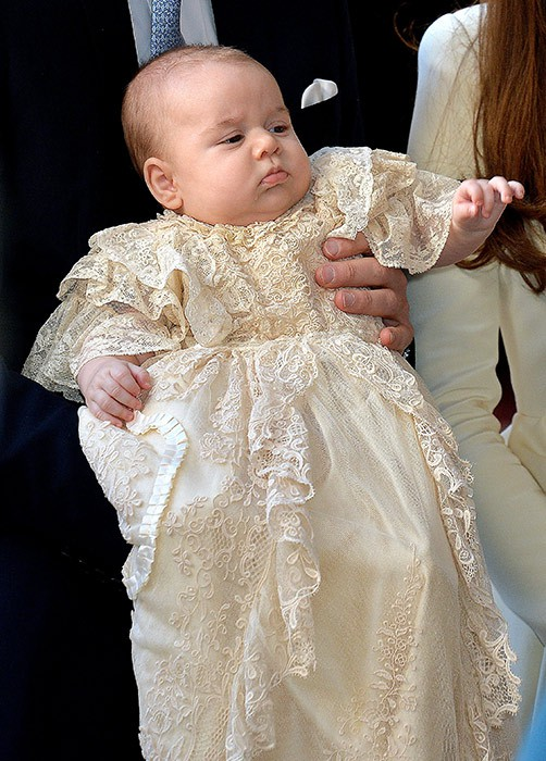 Tiết lộ một số nét đặc biệt trong lễ rửa tội của Hoàng tử Louis sắp diễn ra - Ảnh 2.
