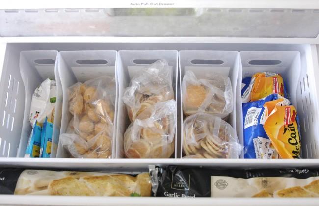 Làm sao để tủ lạnh luôn ngăn nắp, việc tưởng đơn giản mà lại vô cùng khó nếu bạn không biết những mẹo này - Ảnh 9.