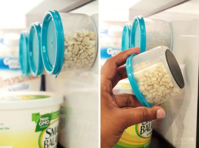 Làm sao để tủ lạnh luôn ngăn nắp, việc tưởng đơn giản mà lại vô cùng khó nếu bạn không biết những mẹo này - Ảnh 5.