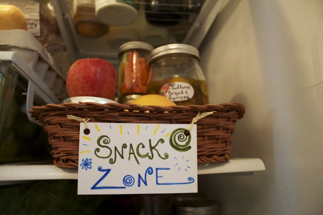 Làm sao để tủ lạnh luôn ngăn nắp, việc tưởng đơn giản mà lại vô cùng khó nếu bạn không biết những mẹo này - Ảnh 8.