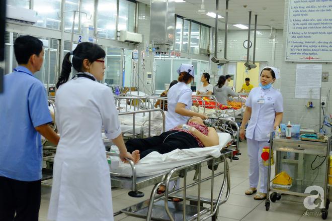 Bệnh nhân thứ ba nhiễm cúm A/H1N1 tử vong tại TP.HCM bị béo phì - Ảnh 1.