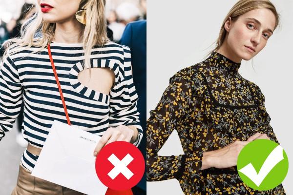 6 món đồ dù có thích đến mấy cũng không nên mặc đi làm và đây là loạt gợi ý thay thế