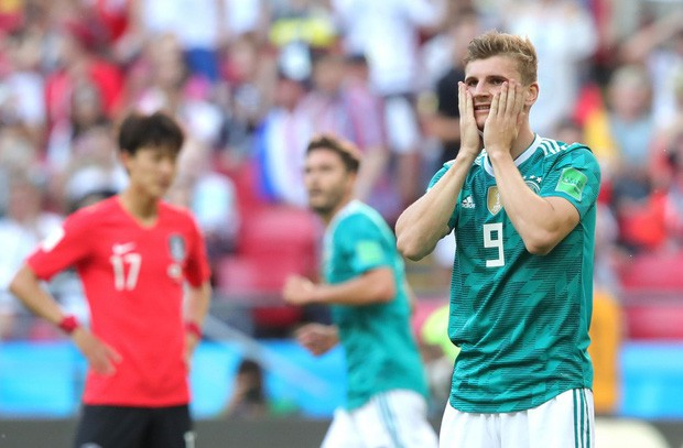 Đức chính thức bị loại: Với chị em thì World Cup đến đây là kết thúc thật rồi! - Ảnh 2.