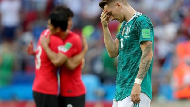 Đức chính thức bị loại: Với chị em thì World Cup đến đây là kết thúc thật rồi! - Ảnh 1.