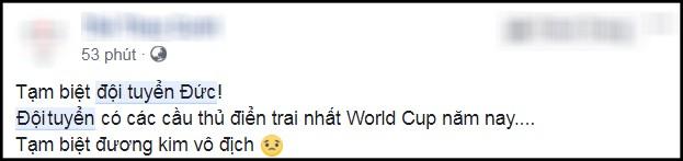 Đức chính thức bị loại: Với chị em thì World Cup đến đây là kết thúc thật rồi! - Ảnh 9.