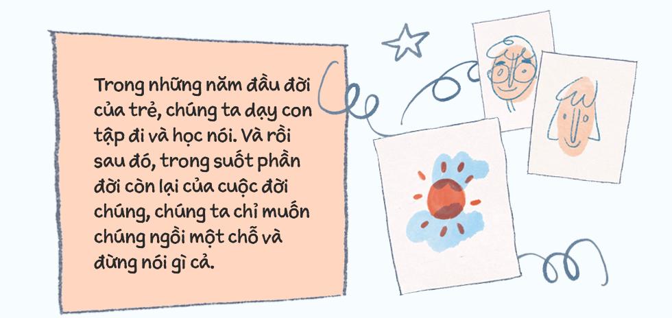 Muốn con hạnh phúc và bình an, bố mẹ hãy… đừng làm gì cả! - Ảnh 4.