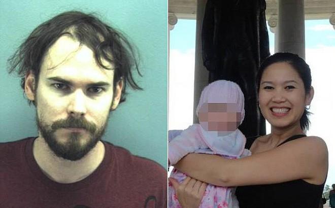 Cô gái gốc Việt bị bạn trai Mỹ truy đuổi, tiêm thuốc độc vào chân đến tử vong - Ảnh 1.