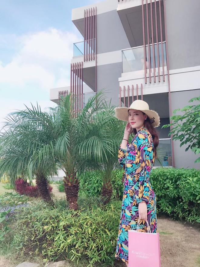 4 cô em gái xinh đẹp của các nàng Hoa hậu Việt: Người kín tiếng với cuộc sống gia đình, người giàu có, kém duyên với cuộc thi nhan sắc - Ảnh 12.