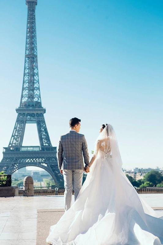 Chàng bác sỹ chi khoản tiền lớn đưa người yêu sang Pháp chụp ảnh cưới chỉ vì đó là mơ ước của em - Ảnh 9.