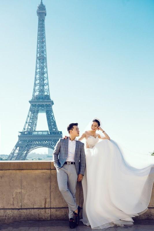 Chàng bác sỹ chi khoản tiền lớn đưa người yêu sang Pháp chụp ảnh cưới chỉ vì đó là mơ ước của em - Ảnh 6.