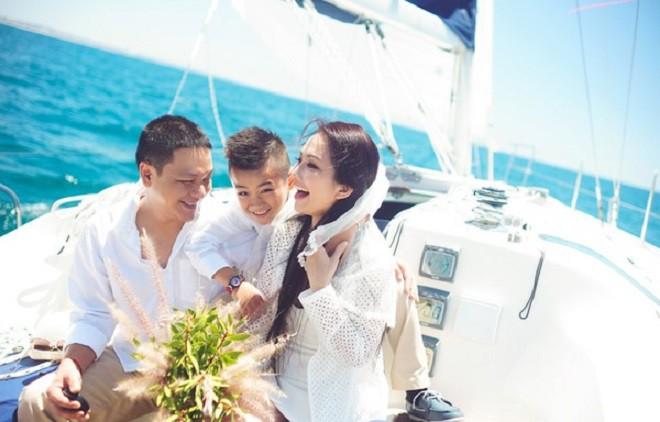 Sống trong cảnh con anh, con tôi, con chúng ta, những sao Việt này vẫn có hạnh phúc viên mãn - Ảnh 4.