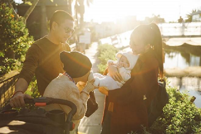 Sống trong cảnh con anh, con tôi, con chúng ta, những sao Việt này vẫn có hạnh phúc viên mãn - Ảnh 5.