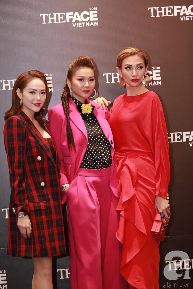 Minh Hằng ăn diện đã ổn hơn nhưng vẫn lép vế khi so vai Thanh Hằng, Võ Hoàng Yến trong buổi casting The Face Hà Nội - Ảnh 10.