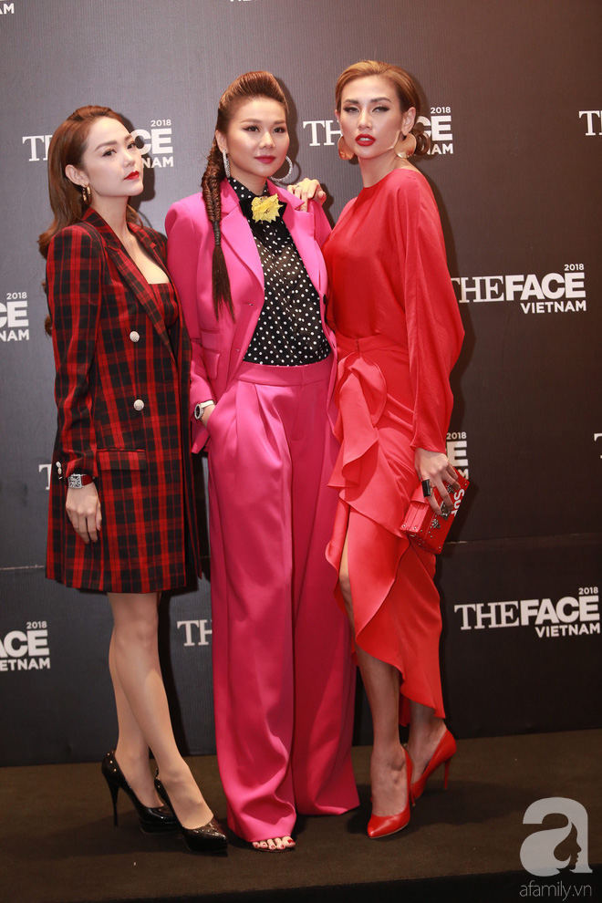 Minh Hằng ăn diện đã ổn hơn nhưng vẫn lép vế khi so vai Thanh Hằng, Võ Hoàng Yến trong buổi casting The Face Hà Nội - Ảnh 11.