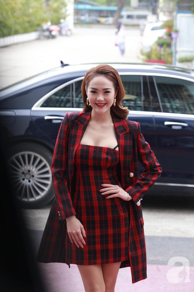 Minh Hằng ăn diện đã ổn hơn nhưng vẫn lép vế khi so vai Thanh Hằng, Võ Hoàng Yến trong buổi casting The Face Hà Nội - Ảnh 2.