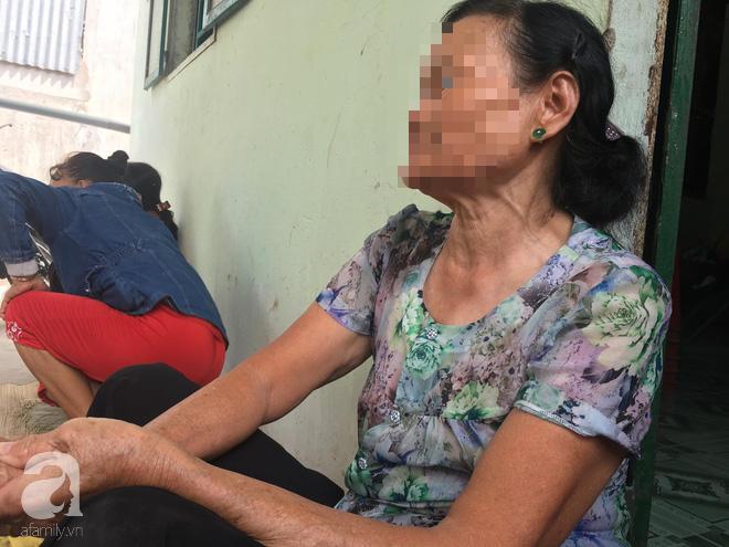 Bà nội bé gái 10 tuổi nghi bị bố ruột hiếp dâm nhiều lần ở Long An: Con bé sợ cả nhà bị bố nó giết nên nào dám kể cho ai nghe - Ảnh 3.
