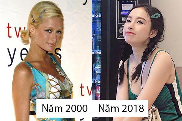 Loạt minh chứng cho thấy: qua 18 năm những xu hướng thời trang này vẫn vẹn nguyên sức hút - Ảnh 2.