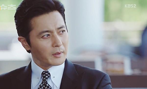 Jang Dong Gun rưng rưng khi phải đuổi việc nữ thư ký xinh đẹp - Ảnh 1.