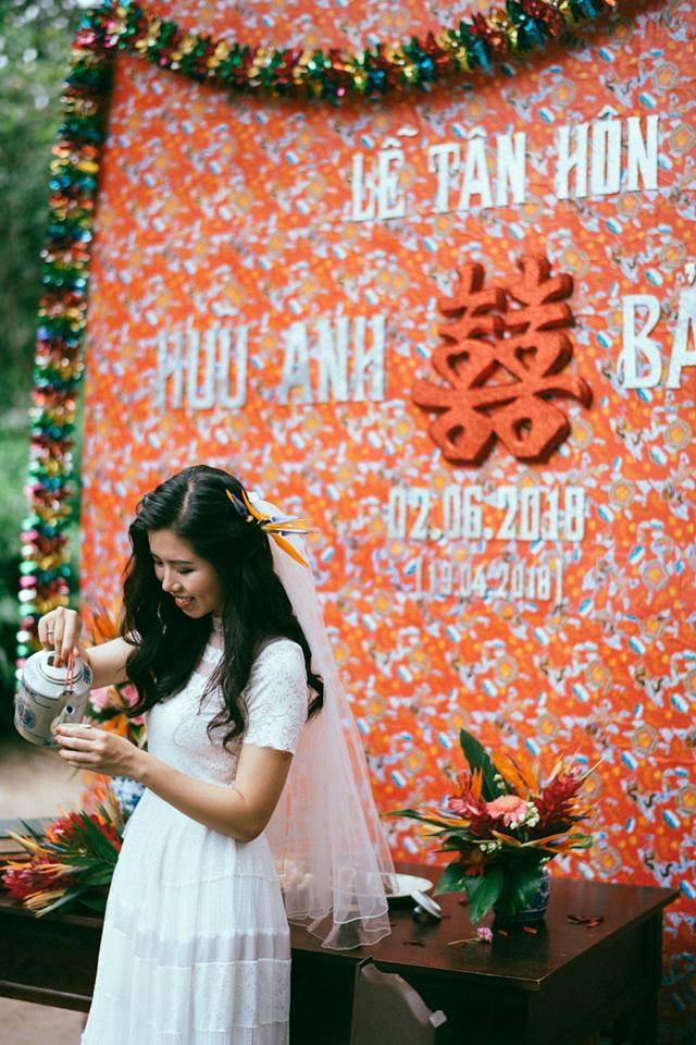 Chàng quản lí của Chi Pu dựng rạp làm đám cưới style ông bà anh vừa chất, vừa vui ngất - Ảnh 9.