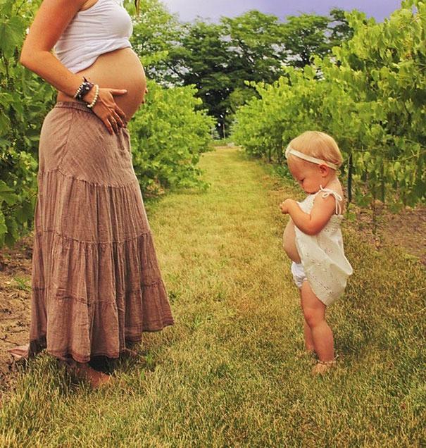"""Chùm ảnh: Những bức ảnh """"mẹ nào con nấy"""" tuyệt đẹp khiến chị em nào xem xong cũng muốn đẻ ngay một nàng công chúa - Ảnh 2."""