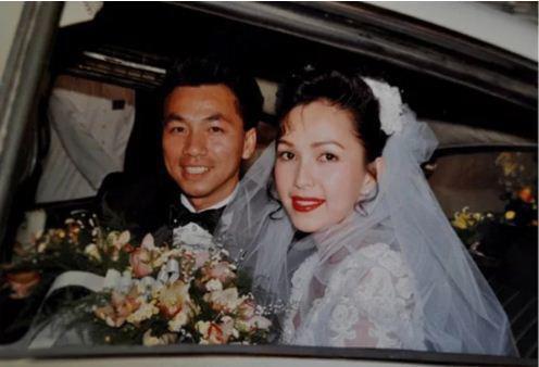 Ngắm loạt ảnh cưới những năm 80 - 90, bạn có nhận ra đây là sao Việt nào? - Ảnh 9.