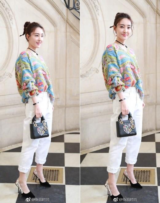 Chẳng ăn diện màu mè, Song Hye Kyo vẫn khiến người ta chú ý vì style thanh lịch tại show Dior - Ảnh 8.
