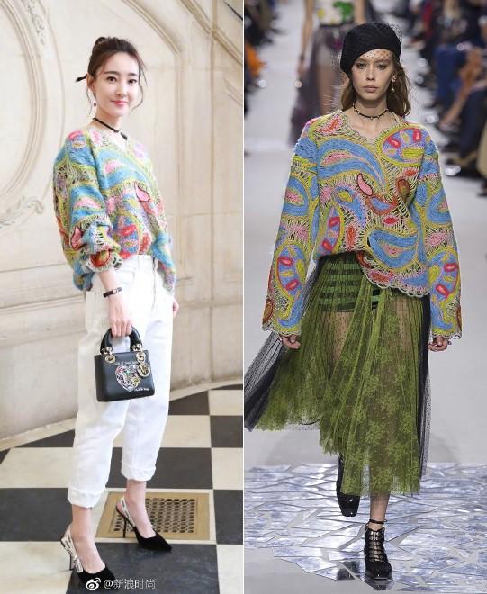 Chẳng ăn diện màu mè, Song Hye Kyo vẫn khiến người ta chú ý vì style thanh lịch tại show Dior - Ảnh 10.
