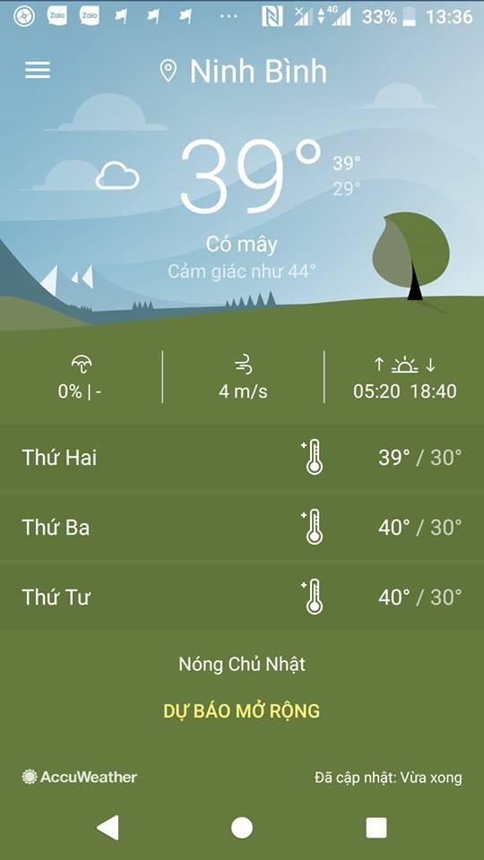 Dân mạng cả nước chia sẻ bảng nhiệt độ kinh hoàng, mách nhau cách sống sót qua chuỗi ngày 40 độ - ảnh 5