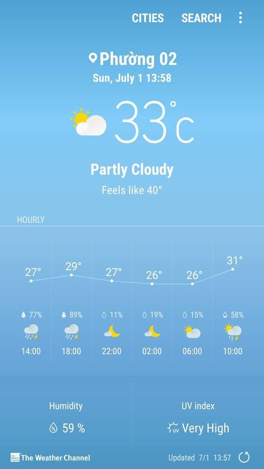 Dân mạng cả nước chia sẻ bảng nhiệt độ kinh hoàng, mách nhau cách sống sót qua chuỗi ngày 40 độ - ảnh 7